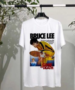 70s Bruce Lee T-Shirt PU27