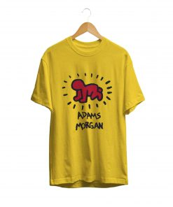 ADAMS MORGAN T-SHIRT PU27