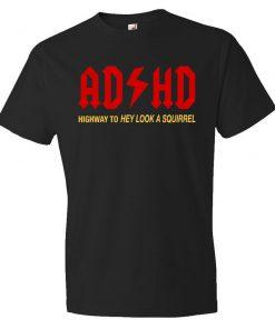 ADHD T-Shirt PU27