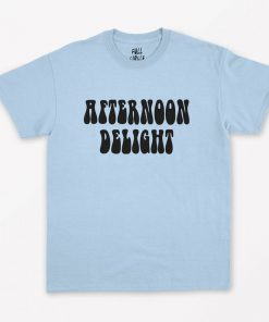 Afternoon Delight Rock n Roll T-Shirt PU27
