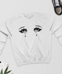 Anime Eyes Sweatshirt PU27