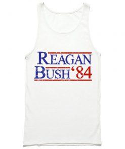 Reagan Bush 84 Tank Top PU27