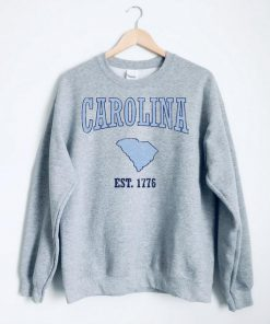 Vintage South Carolina Football Sweatshirt PU27