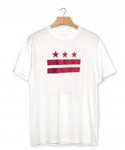 Washington DC FLAG T-Shirt PU27
