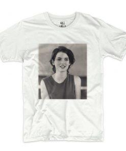 Winona Ryder T-Shirt PU27