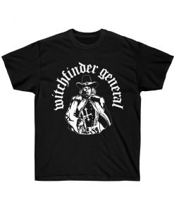 Witchfinder General Logo T-Shirt PU27