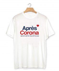 Apres Corona T-Shirt PU27