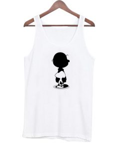 Charlie Brown and Snoopy Tanktop PU27