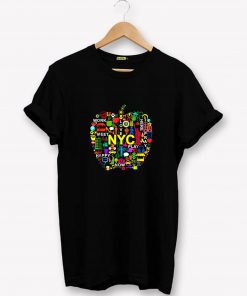 I LOVE NYC T-Shirt PU27