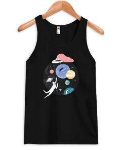 Moon Planet Tanktop PU27