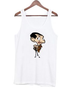 Mr Bean Tanktop PU27
