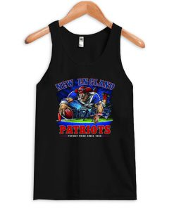 NFL New England Patriots End Zone Tanktop PU27