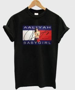 Aaliyah Babygirl T-Shirt PU27