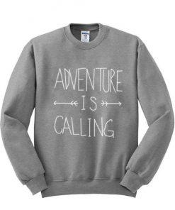 Adventure is Calling Sweatshirt PU27