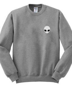 Alien Sweatshirt PU27