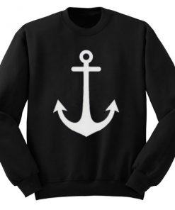 Anchor Symbol Sweatshirt PU27
