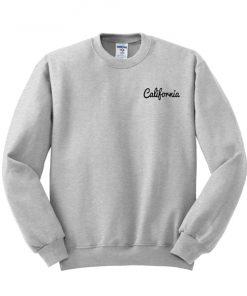 California Sweatshirt PU27