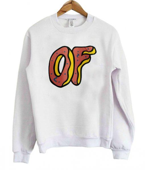 Odd Future Donut Sweatshirt PU27