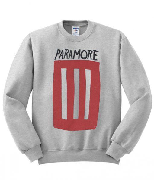 Paramore Sweatshirt PU27