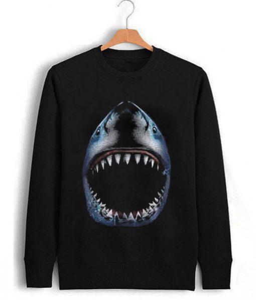 Shark Unisex Sweatshirt pu27
