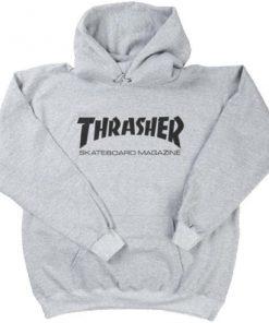 Thrasher Skateboard Magazine Unisex Hoodie PU27