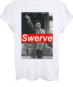 Will Smith Swerve T-Shirt PU27
