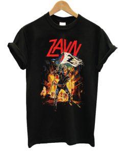 Zayn Malik Zombies Slayer T-shirt PU27