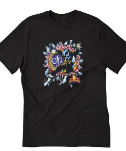 1994 Mighty Morphin Power Rangers T-Shirt PU27