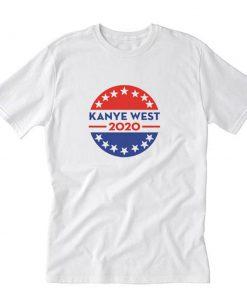 2020 President Vote Kanye T-Shirt PU27