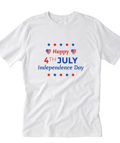 4th of july Independence Day T-Shirt PU27