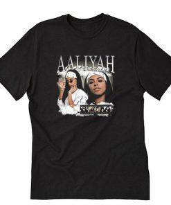 Aaliyah Homage T-Shirt PU27