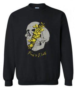 Air Jordan 4 Cool Skull Sweatshirt PU27