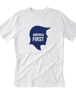 America Firs D Trump T-Shirt PU27