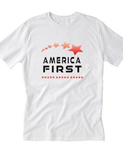 America First Stars T-Shirt PU27