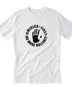 America First Trump 2020 T-Shirt PU27