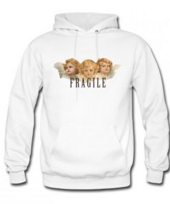 Fragile Angels Hoodie PU27