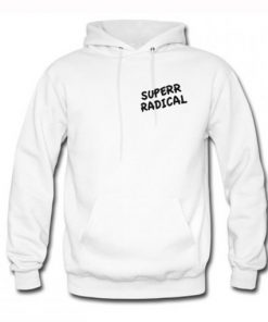 Superrradical Go To Hell Hoodie PU27