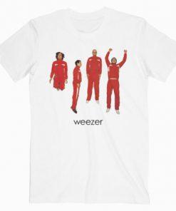 Weezer T-Shirt PU27