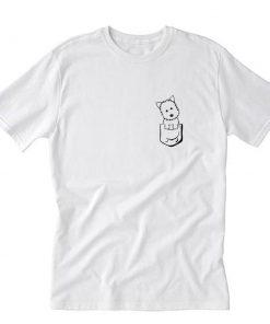 Westie T-Shirt PU27