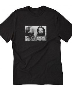 Willie Nelson Mugshot T-Shirt PU27