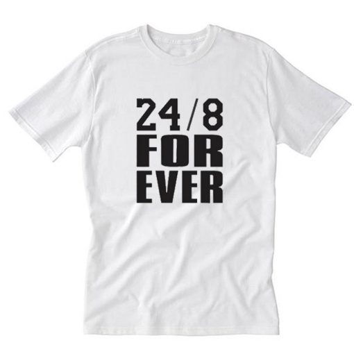 24-8 Forever T-Shirt PU27