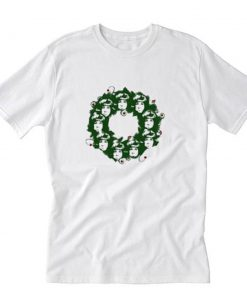 A Wreath Ugly Franklin T-Shirt PU27