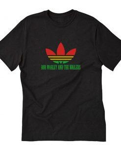 Adidas Bob Marley And The Wailers T-Shirt PU27