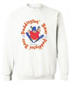 Vintage 1993 PADDINGTON BEAR Sweatshirt PU27
