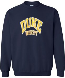 Vintage Duke University Sweatshirt PU27
