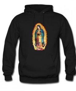 Virgin Mary Our Lady Hoodie PU27