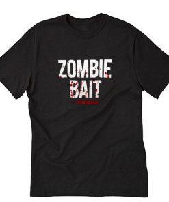 Zombie Bait The Walking Dead T-Shirt PU27