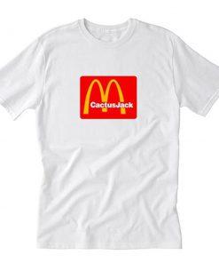 Travis Scott x McDonald's Sesame T-Shirt PU27