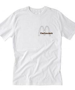 Travis Scott x McDonald's Vintage Action T-Shirt PU27