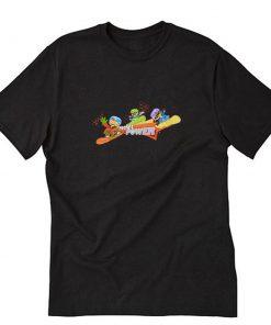 Vintage Rocket Power T-Shirt PU27